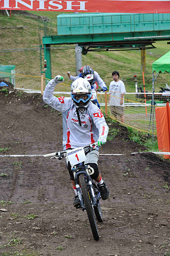 Suemasa, 4X, MTB Campione Nazionale