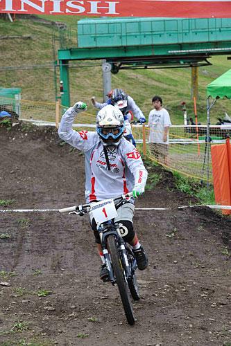 Suemasa, 4X, Champion National VTT