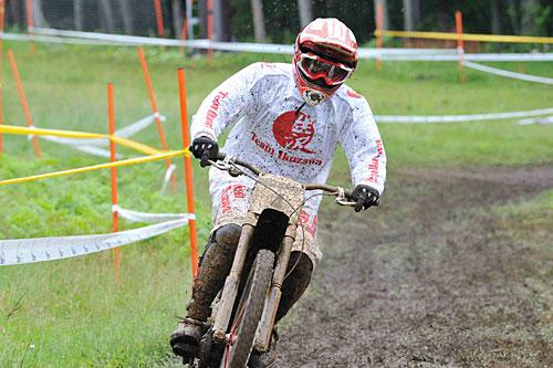 MUKAIHARA, DHI, Championnats nationaux de VTT