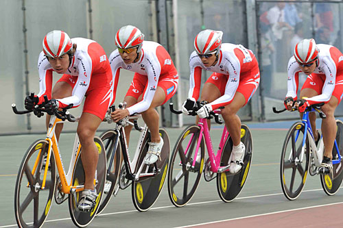 ACC pista Asia Cup