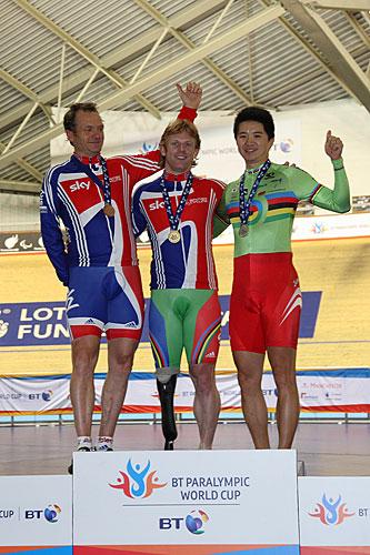 Coppa del Mondo Paralimpica Ishii