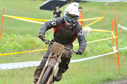 SUEMASA, DHI, National MTB Chanpionships