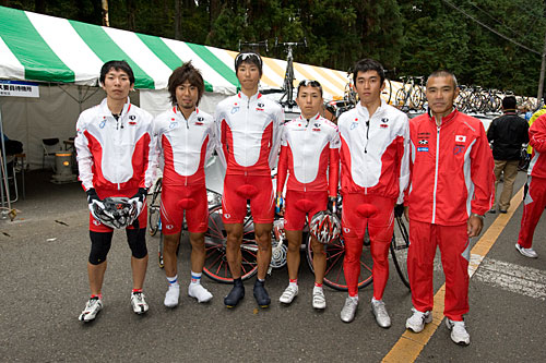 National team of the Japan Cup