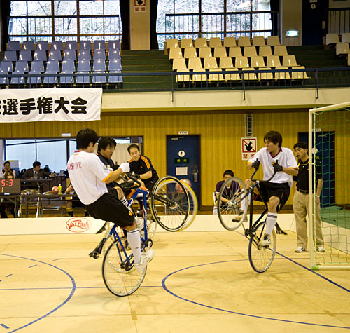 40th Indoor Cycling Championships