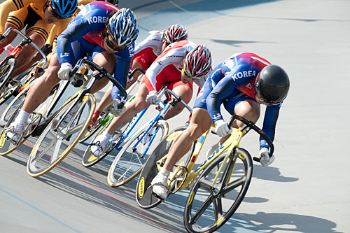 Asian Championships Keirin