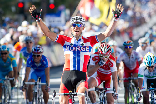 2010Anno strada Campionati del Mondo <ragazzi elite>