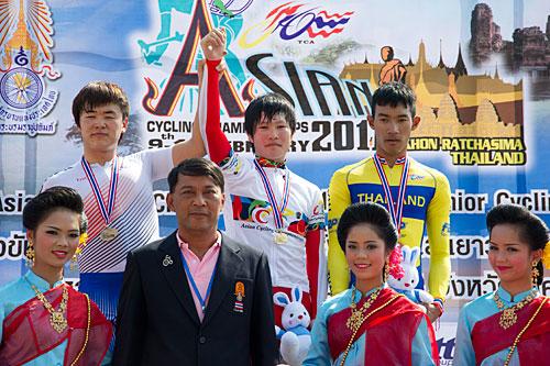 Zero medaglia d'oro junior maschile Kubota Genki