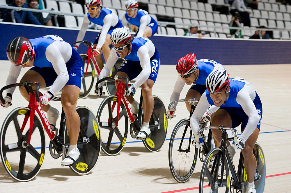 Japan Track Keirin finals