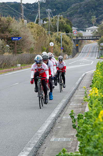 Kamogawa load training camp