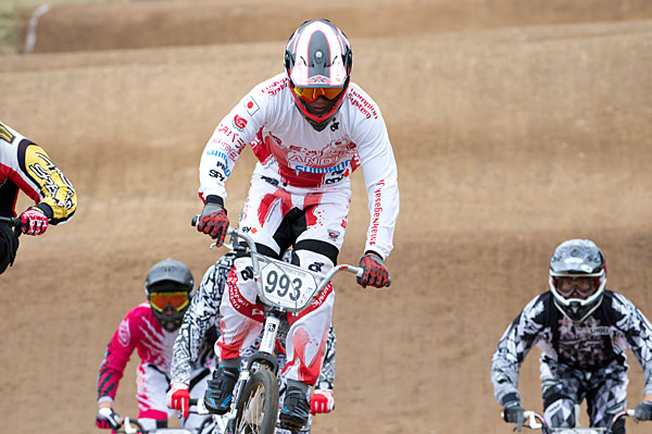 Nagasaki, 2012 BMX NATIONAL CHAMPION