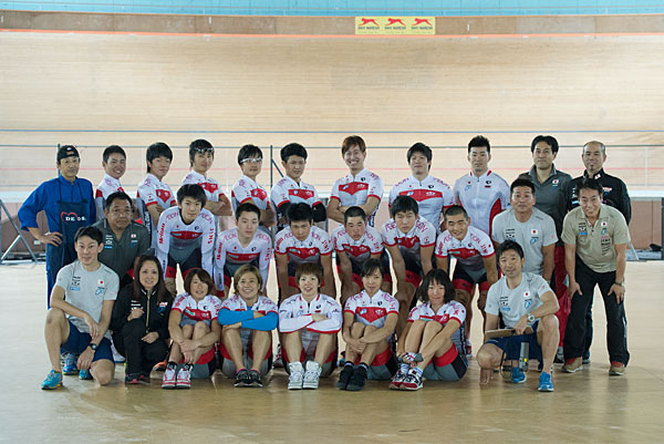 Asian Championships track athletes