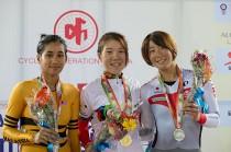 銀メダル上野