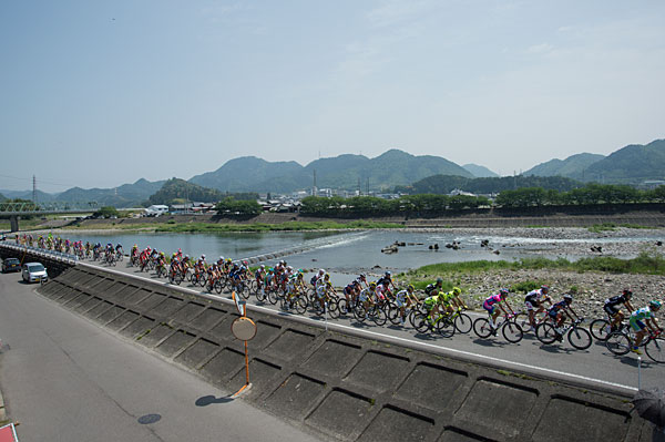 Tour of Japan the second stage