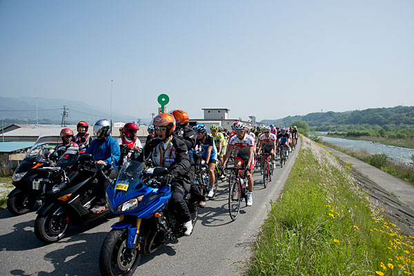 Tour of Japan third stage