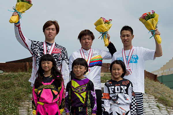 60e All Japan champion de BMX Pro ancienne propriété