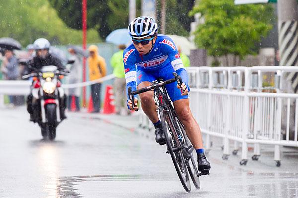 Tour del Giappone prima vittoria intervallo fase Nishitani