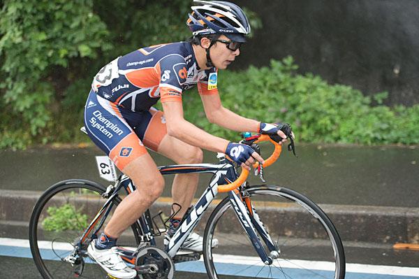 NISHIZONO, Winner, Tour de Ikuchijima