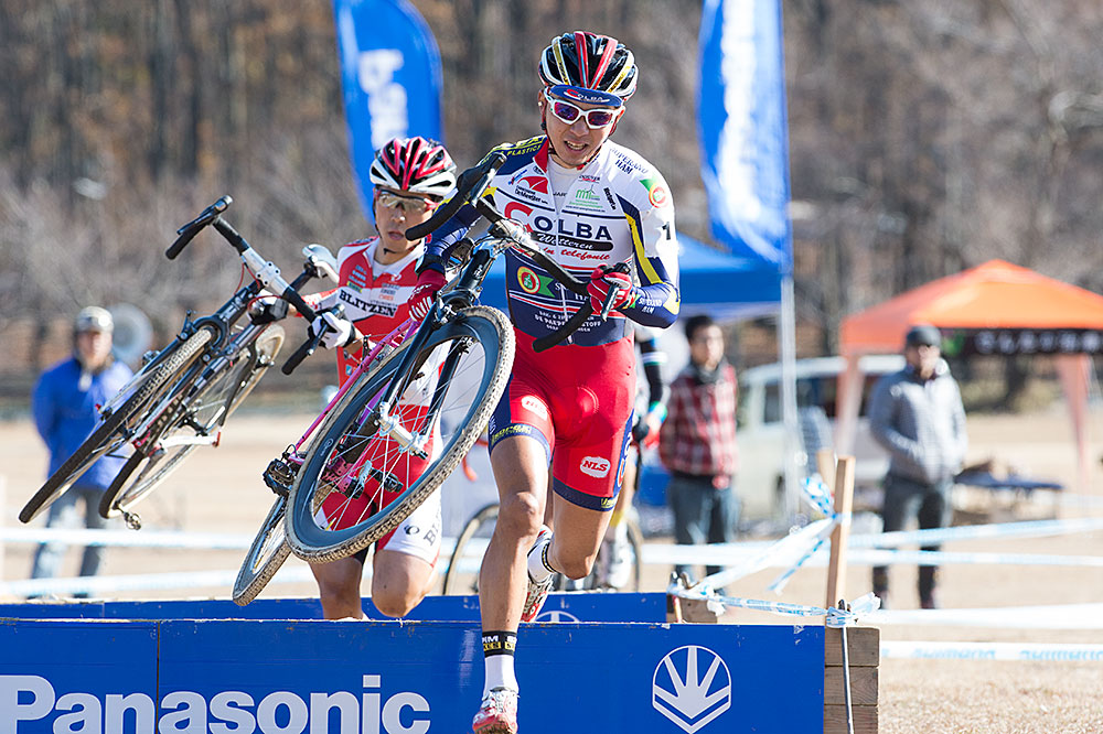 2013Cyclocross Champion Takenouchi