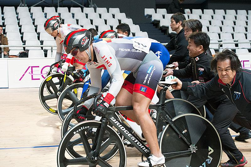 KEIRIN Final, Japan Track Cup 1