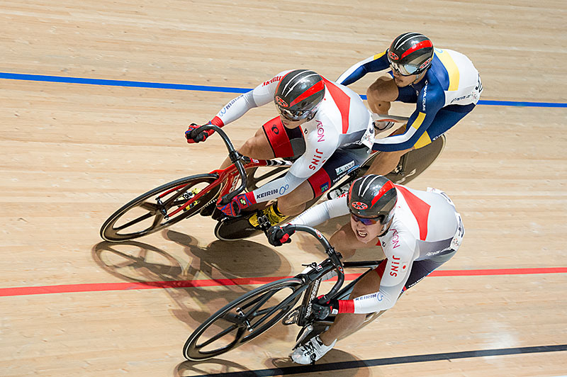 Keirin, Giappone pista Cup 1
