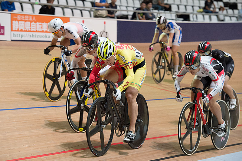 Keirin-WE, Japan Track Cup II