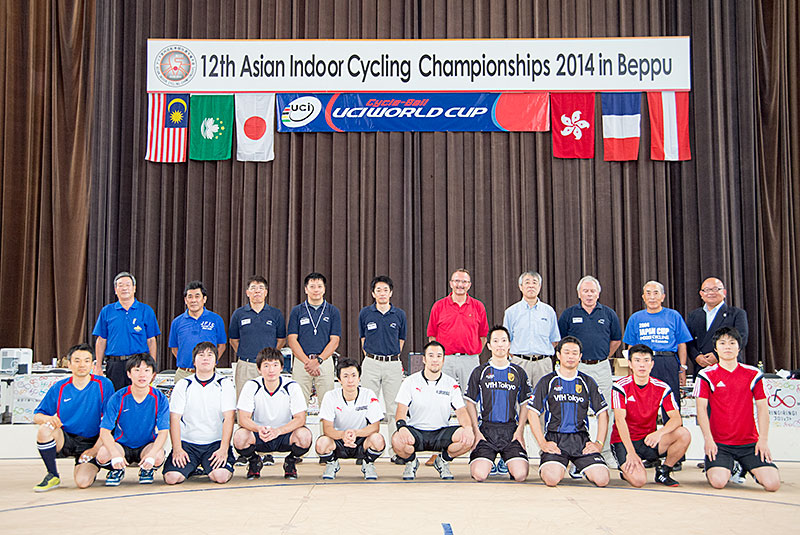 Opening Ceremony, Cycle Ball World Cup