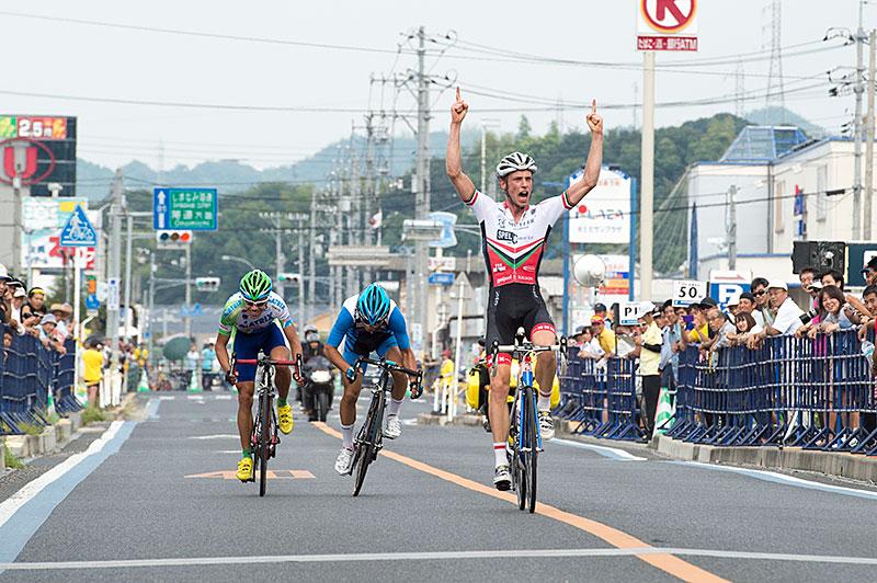 Criterium, Tour de IKUCHIJIMA