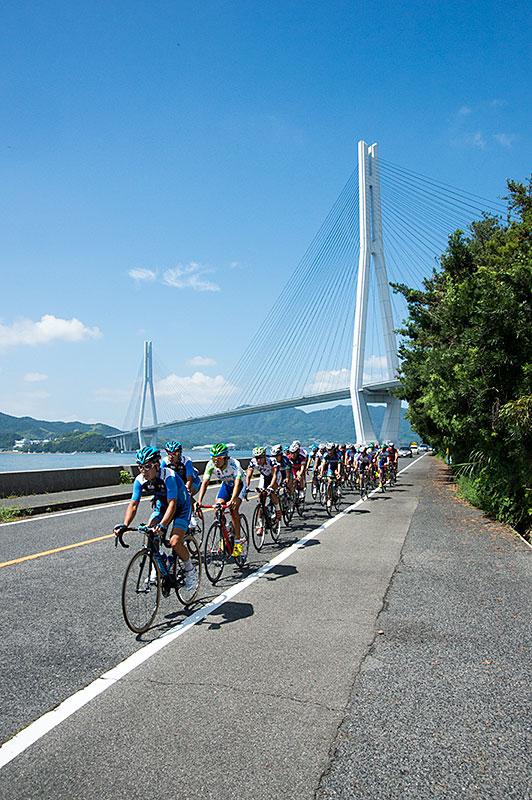Tour de IKUCHIJIMA