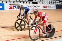 女子团体竞速赛