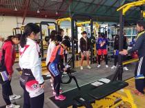 ウエイトトレーニング