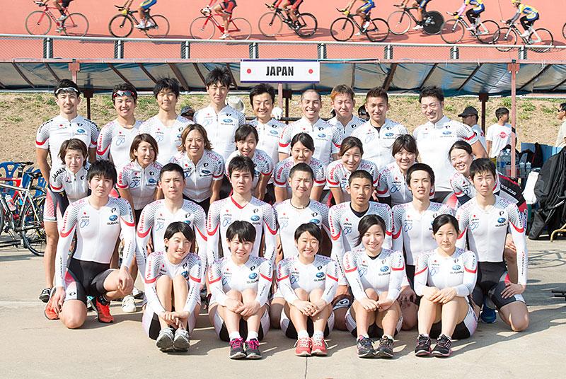 Campionati Asiatici traccia squadra