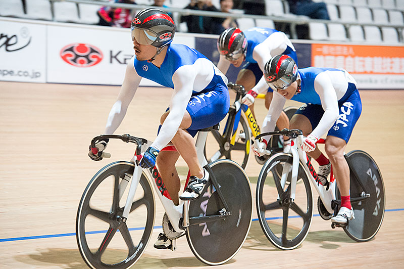 Japan Trucking Keirin