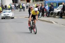第2ステージ-2 午前のロードに続きTTでも2位以下に大差をつけて優勝したCOSTA ADRIEN