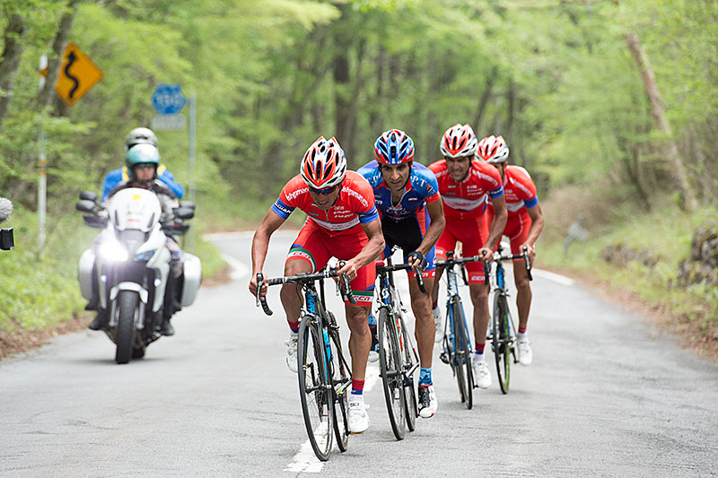 Fujisan Fase, Tour of Japan