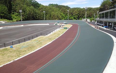 松本市美鈴湖自転車競技場