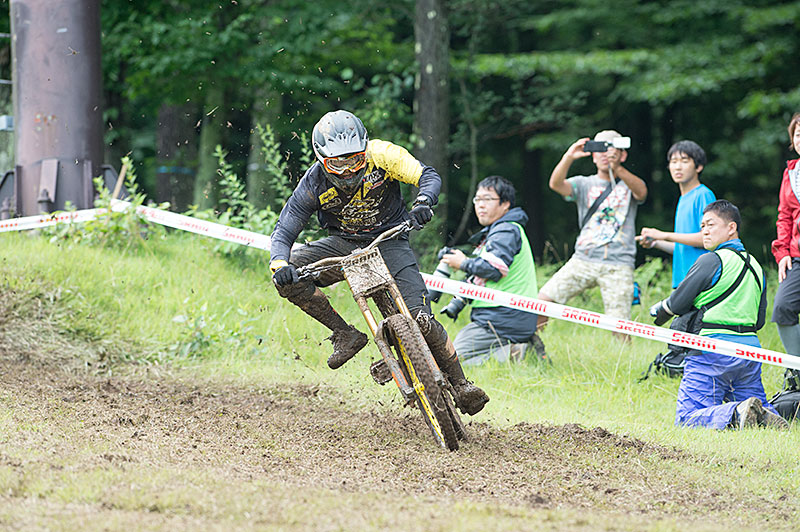 Nagata, VTT-DHI, Champion national