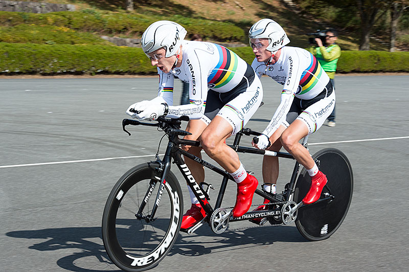 Japan para cup load TT Poland team