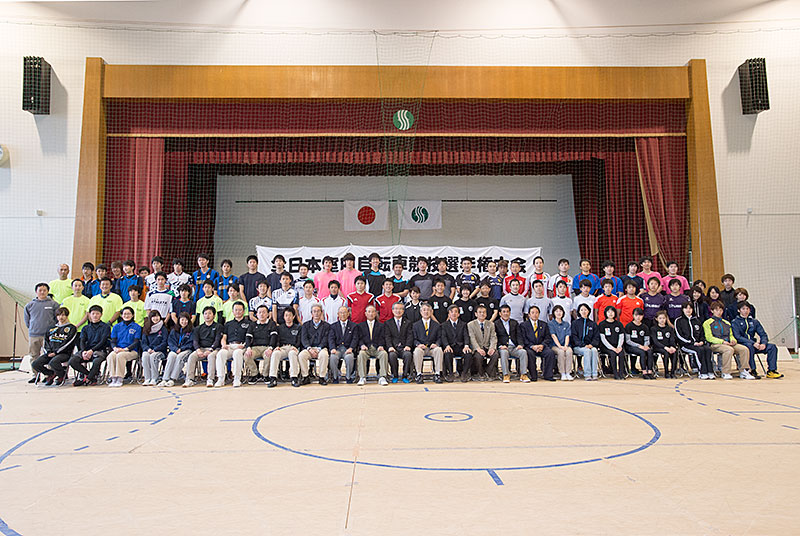 46th All Japan Indoor Cycling Championships kicks off!