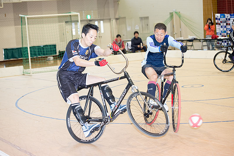 46th All Japan Indoor Cycling Championships