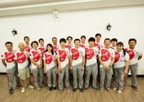 日本チーム Photo by Hiroyuki Nakagawa