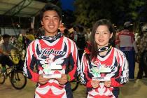 左:佐宗恭、右:丹野NatsuNami