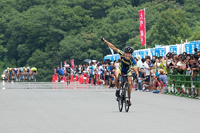 インターハイ<速報>ロードレース | 日本自転車競技連盟 WEB SITE