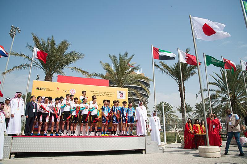 TTT, Asian Cycling Championships