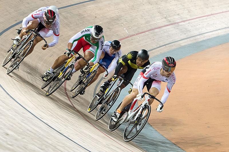 Final, Keirin, 2017 Asian Championships