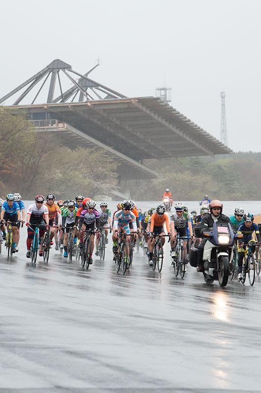 チャレンジサイクルロードレース