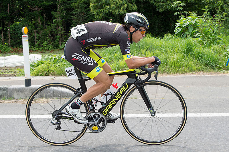 HATANAKA Yusuke, 2017 Road National Champion