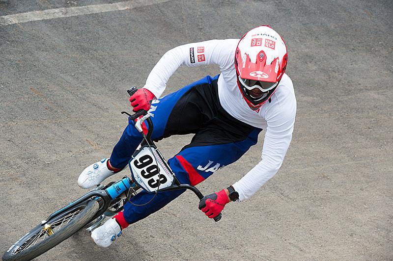 2017全日本BMXチャンピオン 長迫 吉拓