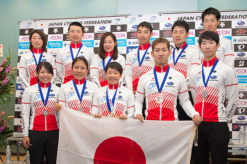 Medalists, UCI Track-WM