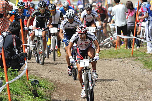 Elite Men, XCO, National MTB Championships