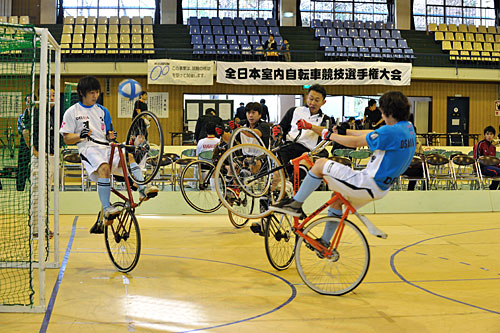 40 Indoor Cycling Championships